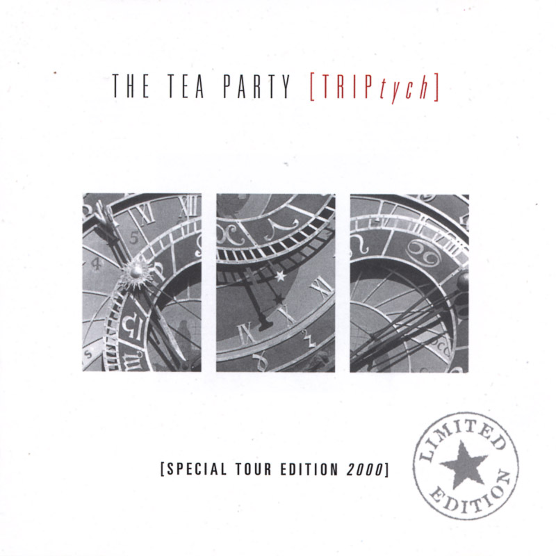 """The Tea Party """"Triptych CD"""""""