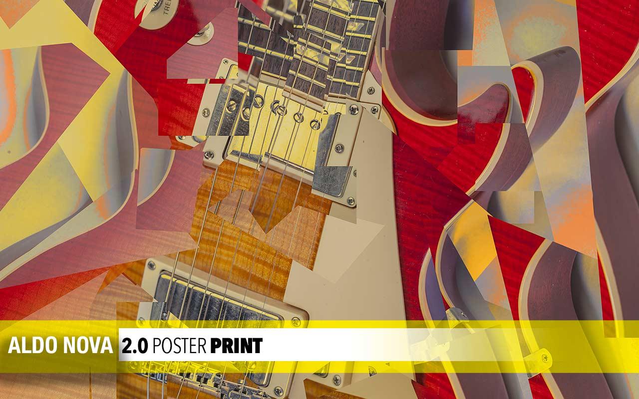 Aldo Nova Poster Blog Post Banner